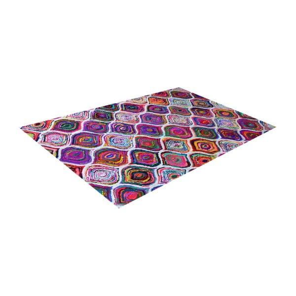 Ručně tuftovaný koberec Chindi Ekanta, 244x153cm