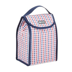 Termotaška Coolmovers Gingham, 6 l