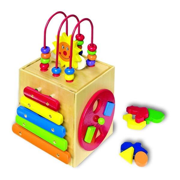 Multifunkčná hračka Legler Activity Sun
