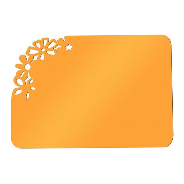Krájecí prkénko Fiore, oranžové