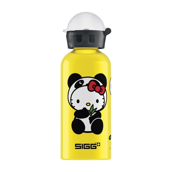 Lahev Hello Kitty Panda, 0,4 l, yellow