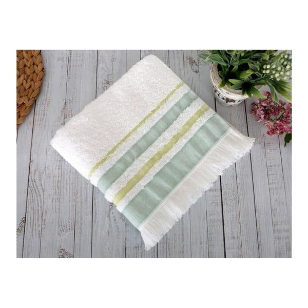 Zelený ručník Irya Home Spa, 50x90 cm