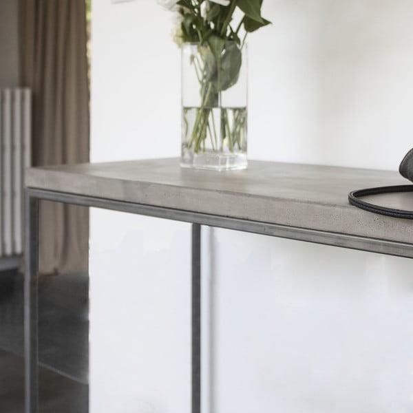 Betonový konzolový stolek Lyon Béton Perspective