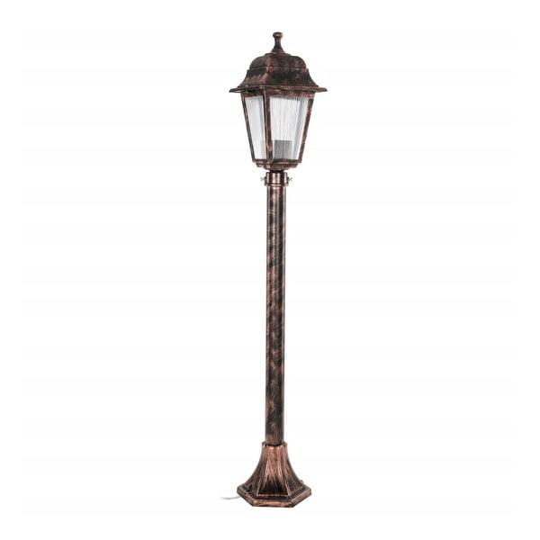 Venkovní svítidlo bronzové barvy Lamp výška 97 cm