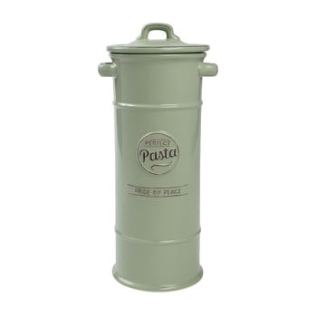 Doză ceramică pentru paste făinoase T&G Woodware Pride of Place, verde de la T&G Woodware