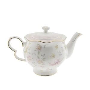 Porcelánová konvice Clayre&Eef Anastasia, 1,2 l