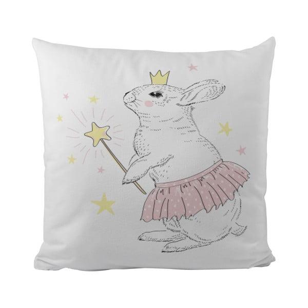 Polštář Fair Bunny, 50x50 cm