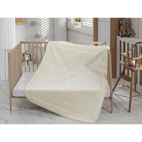Dětská deka Baby Sheep, 110x120 cm