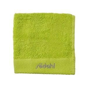 Malý ručník Comfort lime, 30x30 cm