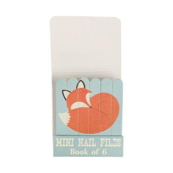 Set 6 pile de unghii Rex London Rusty The Fox
