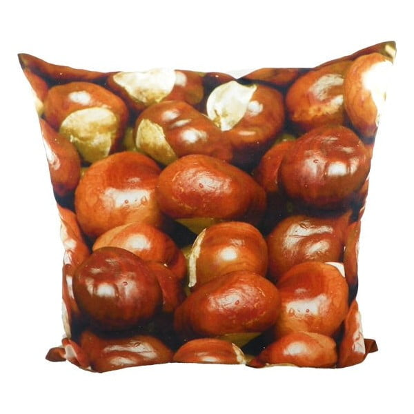 Pernă Wood Chesnuts 50x50 cm