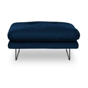 Puf Windsor & Co Sofas Gravity, albastru de la Windsor & Co Sofas