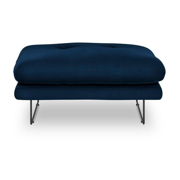 Puf Windsor & Co Sofas Gravity, albastru