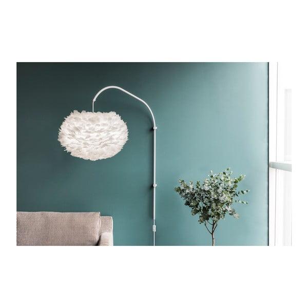 Suport pentru fixare pe perete a lămpii VITA Copenhagen Willow, înălțime 123 cm, alb