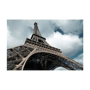 Fotoobraz Eiffelova věž, Paříž, 90x60 cm