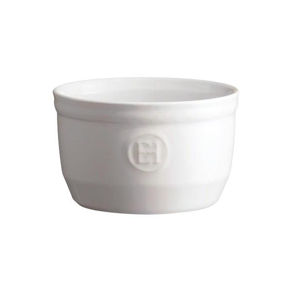Formă ramekin Emile Henry N°10, ⌀ 10 cm, alb
