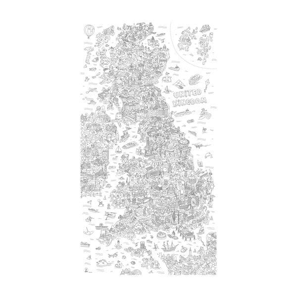 Omalovánka OMY UK XXL (180 x 100 cm)