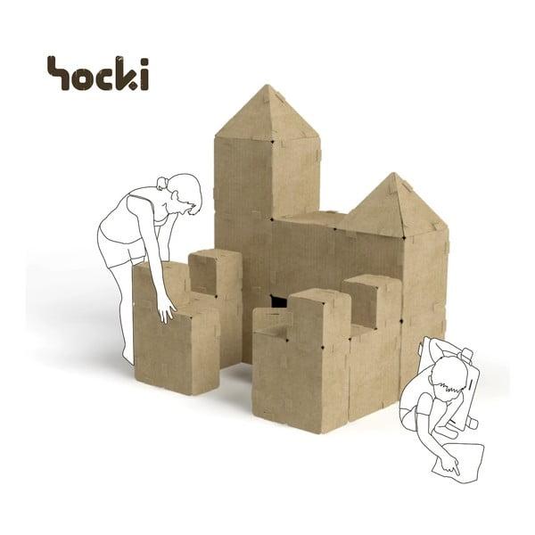 Papírový Hocki Zámek