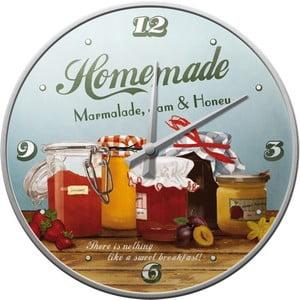 Hodiny Homemade, 31 cm