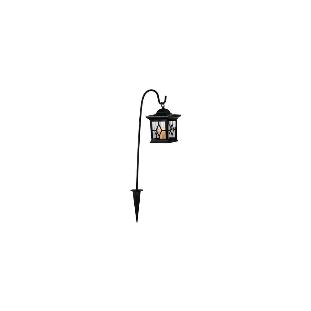 LED solární zahradní lucerna Best Season Light