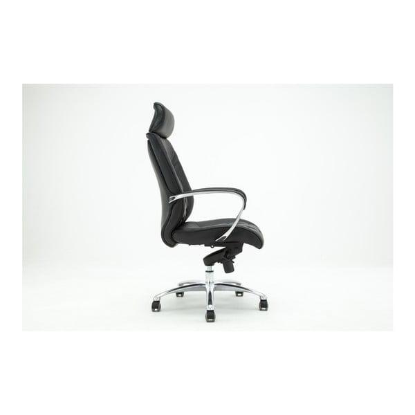 Černá otočná kancelářská židle RGE Comfort