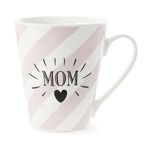 Porcelánový hrnek Miss Étoile Coffee Mom, Ø 8,5 cm