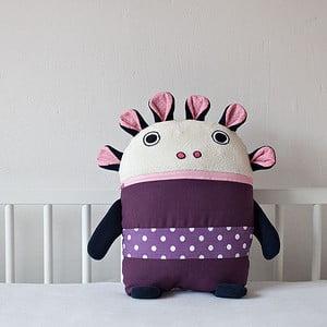 Pyžamožrout, fialový, velký
