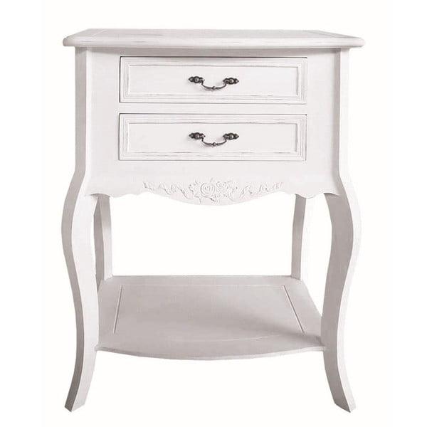 Noční stolek Vichy, 40x55x73 cm