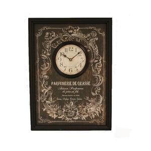 Nástěnné hodiny Antic Line Parfumerie de Grasse