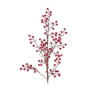 Floare artificială Boltze Beliana, roșu