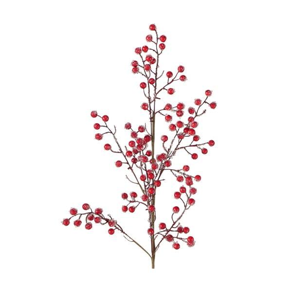 Beliana piros műanyag virág - Boltze