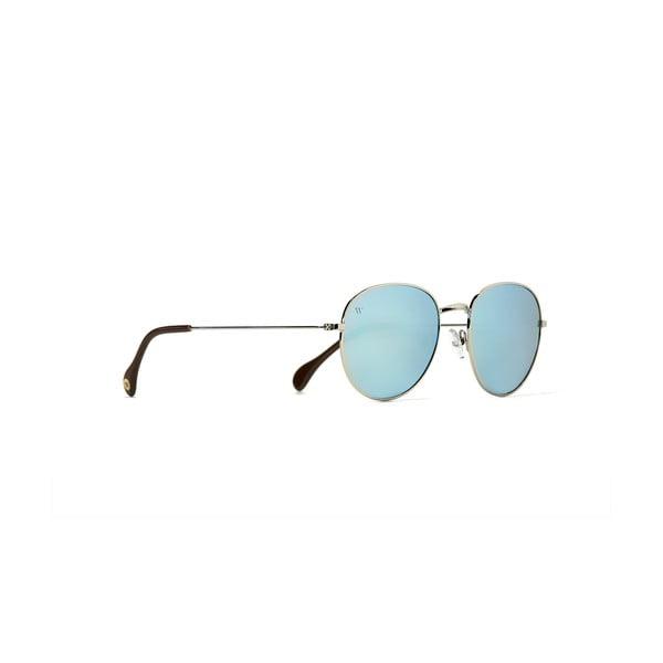 Sluneční brýle Wolfnoir Akela Silver Reflect