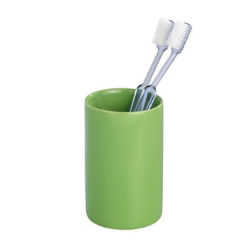 Suport pentru periuțe de dinți Wenko Polaris Green, verde de la Wenko