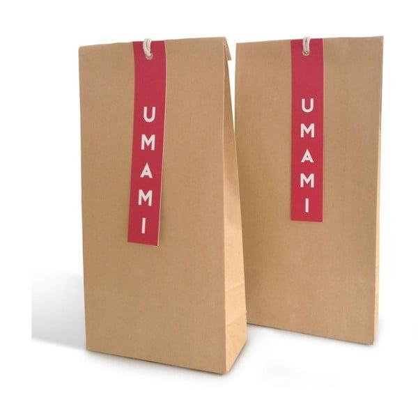 Kuchyňská utěrka Umami Fuji Brown, 45x65 cm