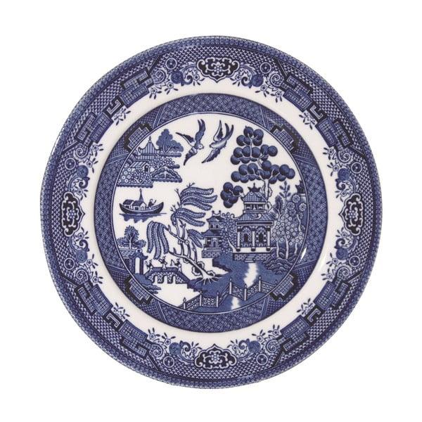 Blu Willow tányér, Ø 17 cm - Churchill