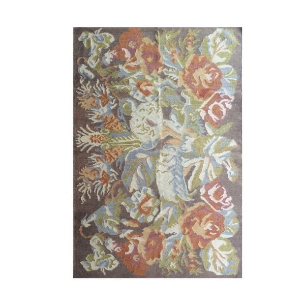 Ručně tkaný koberec Kilim 185, 160x230 cm