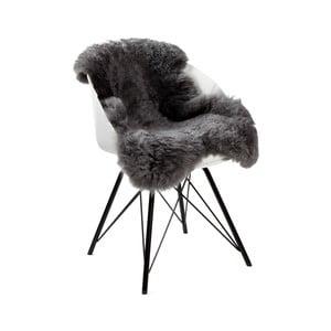 Šedá dekorativní ovčí kůže Woooly Icelandic