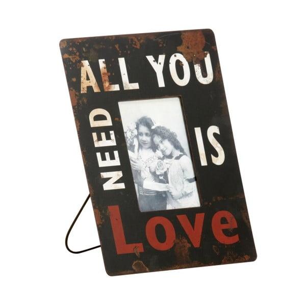 Fotorámeček Love, 35x28 cm
