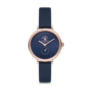 Dámské hodinky s koženým řemínkem Santa Barbara Polo & Racquet Club Youngster