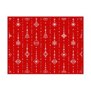 Sada 2 obdélníkových prostírání Crido Consulting Festive Decorations, 40 x 30 cm