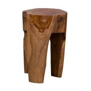 Scaun din lemn de tec House Nordic Rose