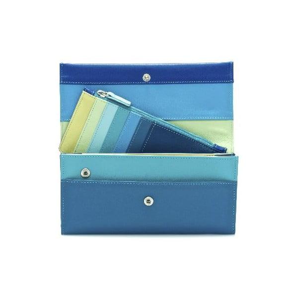Peněženka a pouzdro na kreditní karty Matinee Blue
