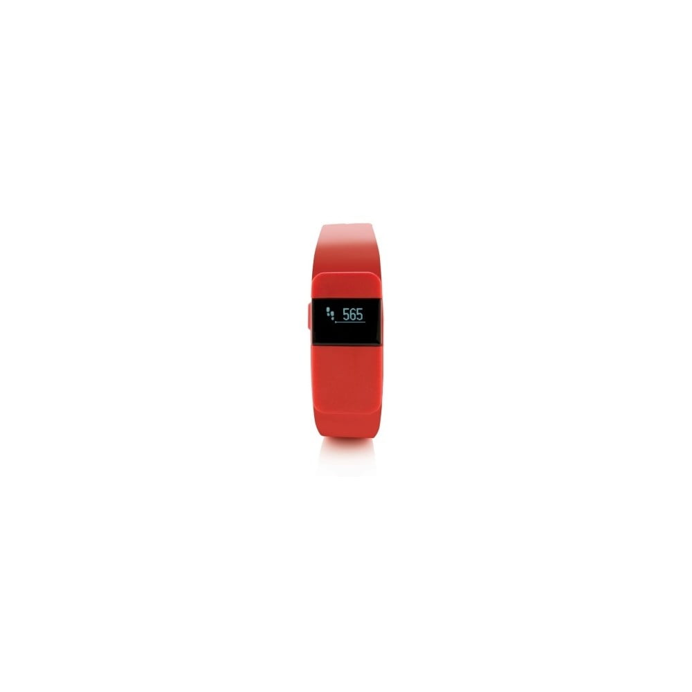 Červený fitness náramek XDDesign