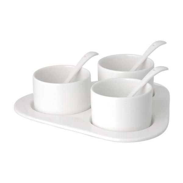 Porcelánové servírovací misky