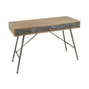 Pracovní stůl z jedlového dřeva Santiago Pons Mia
