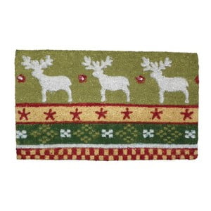 Rohožka Christmas Deer, 73x45 cm