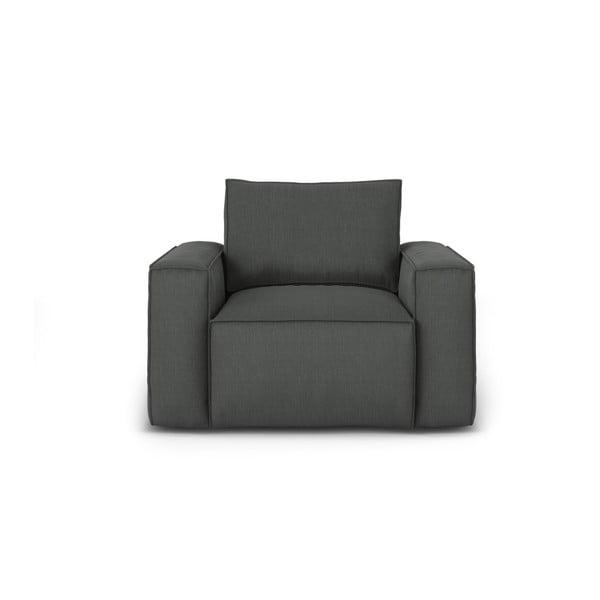 Miami sötétszürke fotel - Cosmopolitan Design