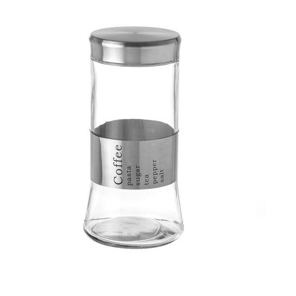 Transparent üveg kávétartó, 1550 ml - Unimasa