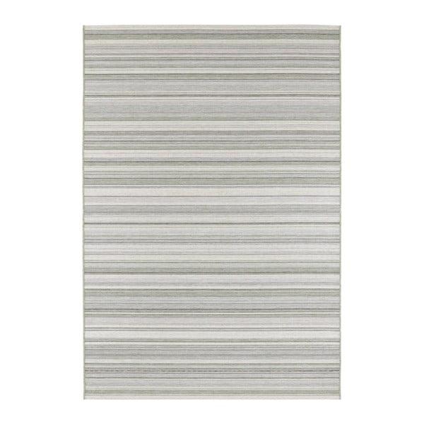 Zelený koberec vhodný i na ven Elle Decor Secret Calais, 200 x 290 cm