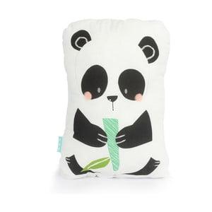 Bavlněný dětský polštářek Moshi Moshi Panda Gardens, 40x30cm